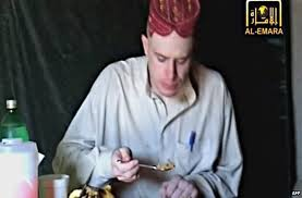 Bergdahl with Party Hat